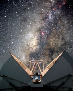Faulkes Telescope, Hawaii. #space #astronomy