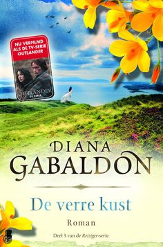 Diana Gabaldon - De verre kust (deel 3) - 2014