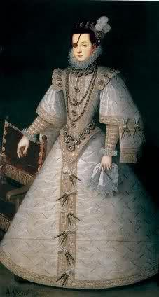 Doña Ana de Mendoza y de la Cerda _ Princess of Eboli and Duchess of Pastrana