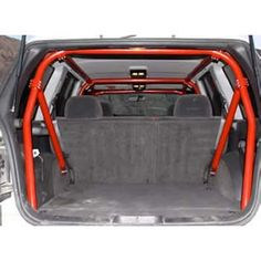 Rock Hard Ultimate Sports Cage Jeep Grand Cherokee ZJ 1993 - 1998