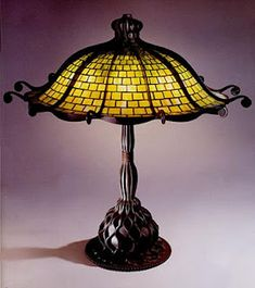 Everything Octopus: Octopus Tiffany Lamp