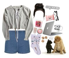 """""""Chillin'"""" by grunge4lyfe ❤ liked on Polyvore featuring Foot Traffic, Nails Inc., Speck, Old Navy, Neutrogena, Retrò, Fall, ootd and comfy"""