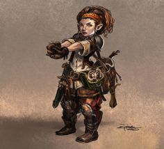 Halfling by Jesper Ejsing This is @kaylamcaulay I swear lol
