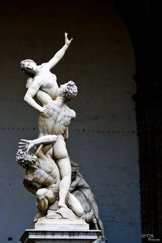 statue photography | Uffizi Statue by ~UtzPhotography on deviantART