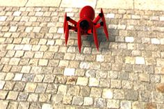 red spiderbot