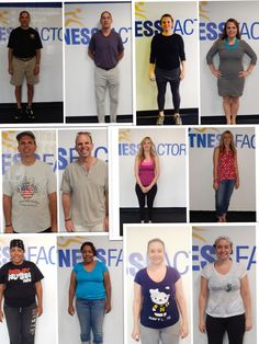 NJ Fitness Factory would like to  congratulate everyone who successfully  completed our first 6 Week Body Transformation Program! Thank you for all the hard work, commitment and dedication during these 6 weeks! We are so proud of all of you!   We would also like to give a special mention to the following participants - Alan, down 12 lbs Stephanie, down 11 lbs  Dan, down 11 lbs  Jennifer, down 8 lbs  Charnette, down 8 lbs  Andrea, down 8 lbs   Great job everyone!!