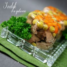 indyk w galarecie (2) Poultry, Vegetables, Food, Products, Diet, Backyard Chickens, Essen, Vegetable Recipes, Meals