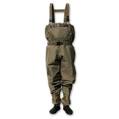 Filson BREATHABLE 5-LAYER STOCKINGFOOT WADERS REGULAR - River Green Style# 16050    Price: $345.00
