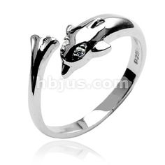 Fashion Jewelry Tjs 925 Sterling Silver Toe Ring Double Starfish Adjustable Jewellery Twin Star