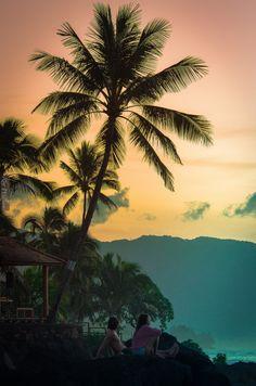 Waimea Bay, O'ahu, Hawaii...