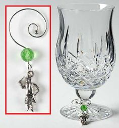 Waterford 12 Days of Xmas Punch Goblet Twelve Days Of Christmas, Waterford Crystal, Hurricane Glass, Punch, Wine Glass, China, Christmas Ornaments, Crystals, Pattern