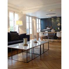 Appartement haussmanien à Paris