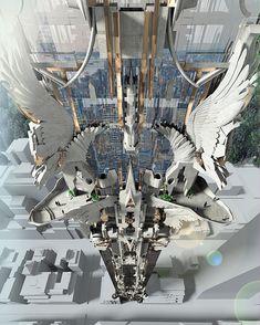 mark foster gage architects 41 west 57th street ornate sculptural new york tower designboom
