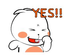 Baixar figurinhas animadas para Whatsapp | 100+ Stickers Funny Cartoon Gifs, Funny Cartoons, Cute Love Gif, Cute Love Couple, Animated Emojis, Animated Gif, Funny Videos, Gif Bonito, Cute Bunny Cartoon