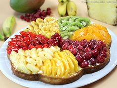 Tarte aux fruits frais - Meilleur du Chef