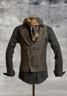 Dornschild men vest vest men Source by julianehp Sharp Dressed Man, Well Dressed Men, Stylish Men, Men Casual, Herren Style, Cool Outfits, Fashion Outfits, Herren Outfit, Mens Fashion Suits