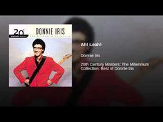 Donnie Iris - Ah! Leah!  1980.