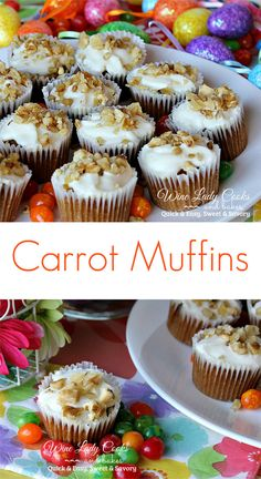 Carrot Muffins are q