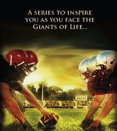 The quote i tell myself before every game came from this movie. If we win, we'll praise Him. If we lose, we'll praise Him. Either way we'll honor Him with our hearts and our actions.