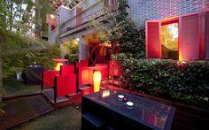 El Bund  C/Arturo Baldasano, 22 (m: Arturo Soria) Uno de los mejores chinos de Madrid ubicado en un chalet, bonita terraza, servicio TAKE AWAY