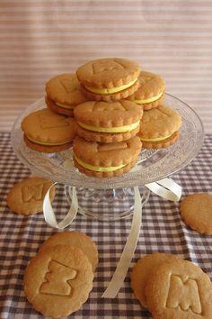 Receta de galletas de limon sin lactosa