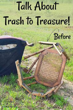 Trash To Treasure, American Flag, Repurposed, American Fl, American Flag Apparel, Upcycling