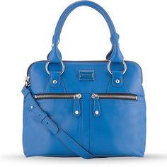 Mini Pippa handbag in Azure Blue from Modalu. Fiorelli, Grab Bags, Balenciaga City Bag, Beautiful Bags, Purse Wallet, Crossbody Bag, Shoulder Bag, Handbags, Purses