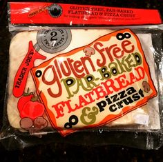 Trader Joe's Pre-made Gluten Free Pizza Crusts Review — A girl and a cookie
