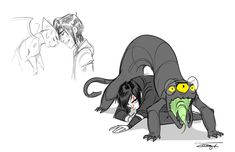 Trollhunters Characters, Arcadia Bay, Figure Drawing Reference, Cartoon Crossovers, Disney Shows, Cartoon Art Styles, Work Inspiration, Manga Comics, Disney And Dreamworks