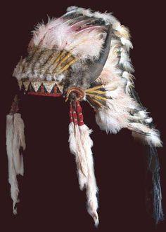 Plains Indian Headdress War Bonnets