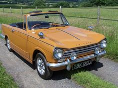 Triumph Herald for sale in United Kingdom | Classic and Performance Car
