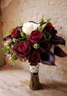 lilas, rose,arums,