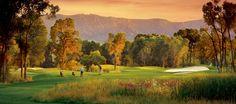Powder Horn Golf Club - Sheridan, Wyoming (great course)