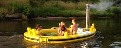 The Incredible 'HotTug' Will Forever Change The Way You Relax!
