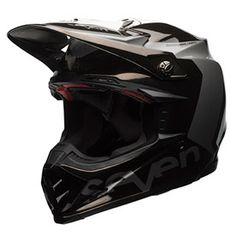 Bell Moto-9 Carbon Flex Seven Helmet 2017