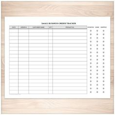 inventory count template