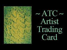 3 ATC Textured Backgrounds