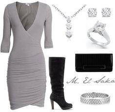 Robe et accessoires femme modèle (13)
