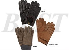 I want a pair of driving gloves soo bad!