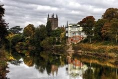 Autumn in Hereford