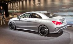2014 Mercedes-Benz CLA250 - Photo Gallery of Official Photos and Info from Car and Driver - Car Images