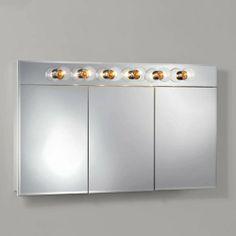 Broan-Nutone Ashland Tri-View 6-Light 48W x 28H in. Surface Mount Medicine Cabinet 755451 Broan-NuTone,http://www.amazon.com/dp/B002FNYWI6/ref=cm_sw_r_pi_dp_la1itb0M9Q2VT72S