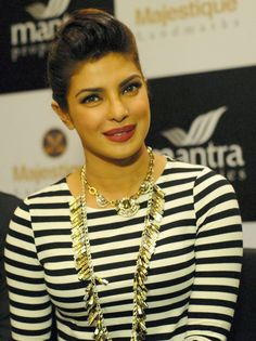 Priyanka Chopra as Brand Ambassador Mantra Majestique Group:- Priyanka Chopra is a Bollywood movie actress and singer, and was the winner of the Miss World pageant, national film award for Best Actress and filmfare awards in four categories. Mantra & Majestique Properties is a trusted name in building quality infrastructure and offering best from the field.