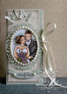 Wedding Couple (Mo's Dream Team)