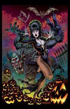 Elvira, Mistress of the Dark, Comic Book