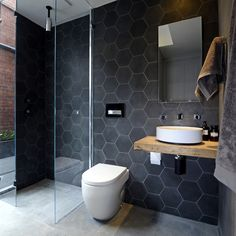 Shop their looks: the first Block bathroom reveals - The Interiors Addict