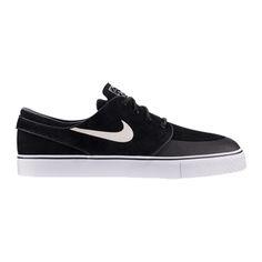 official photos d27e3 0069a Nike SB Zoom Stefan Janoski Premium SE Black White New Slate New Mens Nike  Shoes,