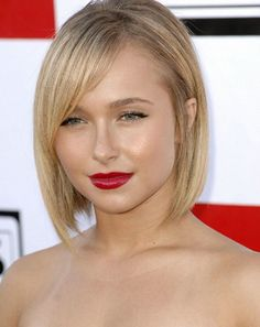 Bob Side Bangs Short Hairstyles How to Style Short Hair