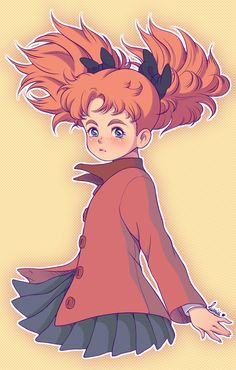 The main chacter from the new movie by Studio Ponoc. I am very anxious to see it! Mary and the Witch's Flower 31 Days Of Halloween, Mary, Ghibli, Ghibli Art, Witch, Animation, Art, Fan Art, Disney Divas