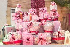 Stylish eru iyawo wrapping ideas, see post here: http://www.nigerianwedding.org/eru-iyawo-the-yoruba-traditional-engagement-wedding-list/